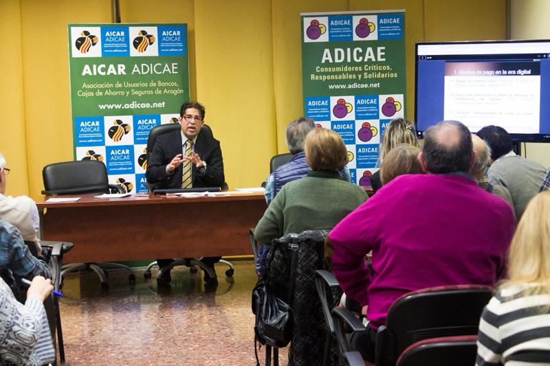 Ricardo Oliva en ADICAE