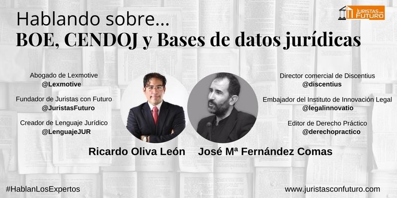 Bases de datos jurídicas - Ricardo Oliva