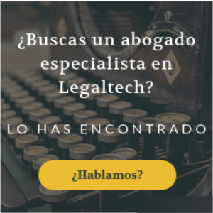 abogado legaltech -Ricardo Oliva
