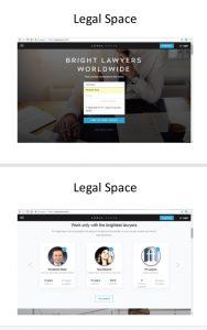 Legal Space