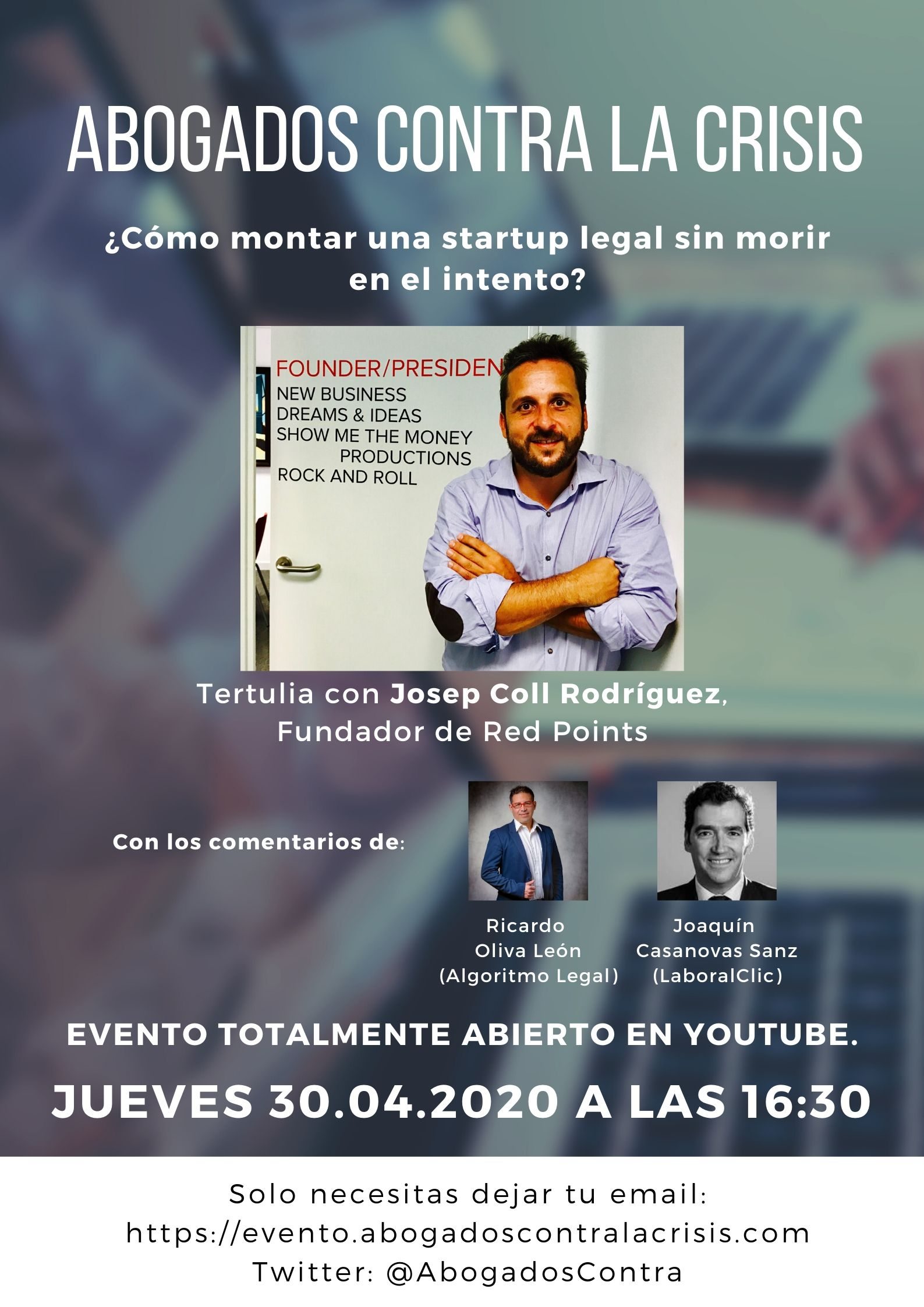 Startup legal