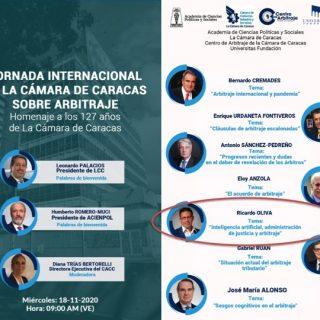 Inteligencia artificial y Ricardo Oliva